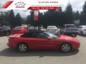 2001 Pontiac Firebird Base  - Low Mileage