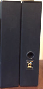 Mirage OM-12 Omni Polar front speakers. Made in Canada