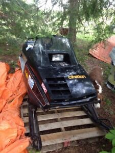SKI DOO CITATION READY FOR WINTER NEED GONE ASAP..OFFERS