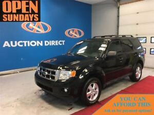 2012 Ford Escape XLT 4X4! ALLOYS! FINANCE NOW!
