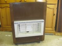 Bottle gas heater