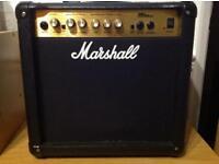 Marshall Amplifier MG series 15cd