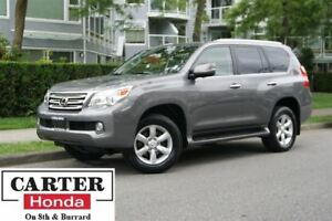 2011 Lexus GX 460 7 SEATS + LEATHER + 4X4 + LOCAL!