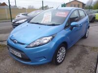 Ford FIESTA 1.2 Edge,5 door hatchback,full MOT,very clean tidy car,runs and drives very well