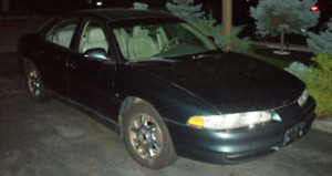 2000 Oldsmobile Intrigue GLS Sedan
