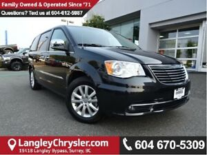 2016 Chrysler Town & Country Limited *ACCIDENT FREE*ONE OWNER*