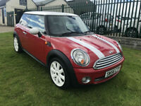 56 MINI COOPER 1.6 RED 97000 FULL MOT FRESH SERVICE READY TO DRIVE AWAY