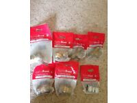 Flamefree Compression elbow coupler lot new