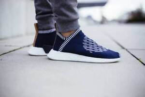 Adidas NMD CS2 Primeknit Ronin Stripes - DS Size 10