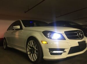 2014 Mercedes Benz C300 4Matic 61k|line assistant|