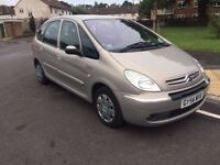 2004 Citroen Picasso, AUTOMATIC, long MOT, 57k only.