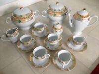 Tea set + Soup Bowls