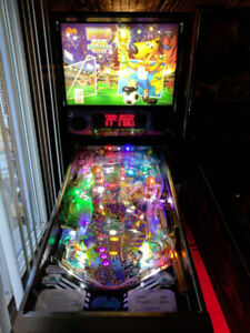 World Cup Soccer Pinball machine for sale