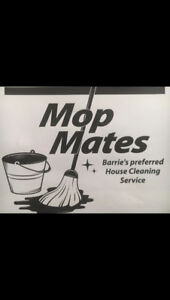 BARRIE'S PREFERRED CLEANING SERVICE
