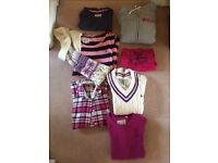 Jack Wills Bundle/Job Lot size 8-10 (incl tops, jumpers and dress)