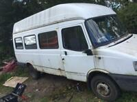 Ldv convoys for parts