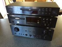Marantz Separates Hi-Fi System with PM7200 Amplifier, SA8400 SACD player and DV4400 DVD Player