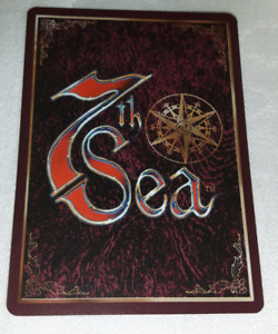 7th Sea trading cards