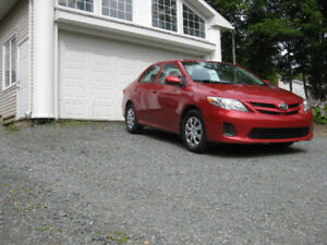 2012 Toyota Corolla , Mint Condition, 85,000km