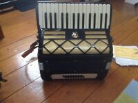 Parrot Piano Accordian