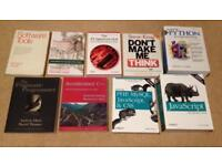 Software development / programming books