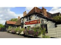 Looking for an experienced Chef and Kitchen Porter for a family run Country Pub