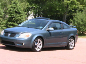 2006 Pontiac Pursuit gt Coupe (2 door)   108000 kms