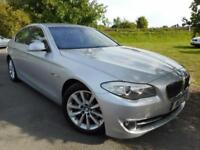2011 BMW 5 Series 530d SE 4dr Step Auto Massive Spec! Full BMW History! 4 do...