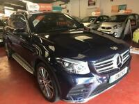 2016 (16) MERCEDES-BENZ GLC-CLASS 2.1 GLC 250 D 4MATIC AMG LINE 5DR AUTOMATIC