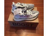Adidas Yeezy Boost Zebra 350 v2 size 8.5