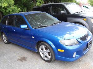2004 Mazda Protege Protege 5 Sedan