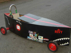 Soap Box Racer - price is donation
