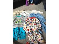 Baby grows plus to outfits