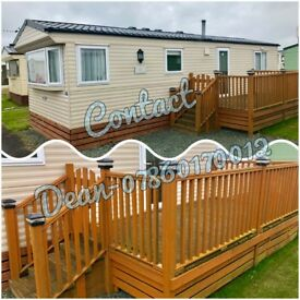 Static Caravan For Sale PAYMENT OPTIONS AVAILABLE North West Pet Friendly 4 Star 12 Month Park
