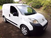 Citroen Nemo 1.4 610x Panel Van ~ 65MPG! Rare Petrol - Same as Peugeot Bipper, Fiat Fiorino