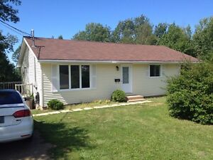 Spacious 3 bedroom in Kentville