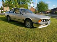 Bmw 635 CSI *LOW MILEAGE*
