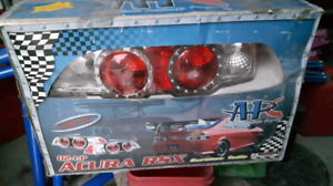 Acura rsx 2002 2003 2004 euro tail lights brand new