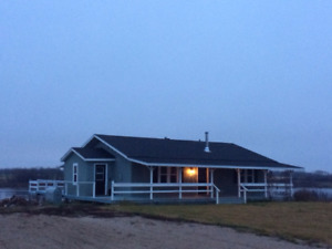 Waterfront Acreage South of Humboldt,With a Million Dollar View!
