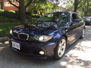 2004 BMW 3-Series 325Ci ZHP SULEV Coupe (2 door)