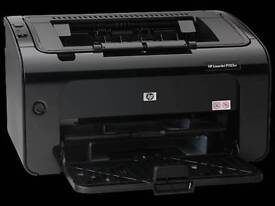 HP printer wireless P1102W B&W laser printer