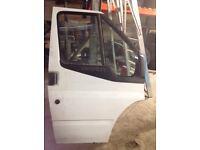 2012 Transit Van Drivers Door