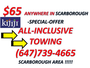 ROADSIDE ASSISTANCE 647-739-4665 SCARBOROUGH CHEAP TOWING