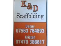 K&D scaffolding Bradford ,scaffold,scaffolders