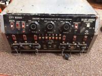 Vintage strobe control units