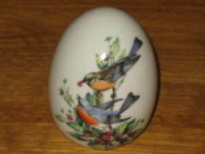 Avon collectible Egg