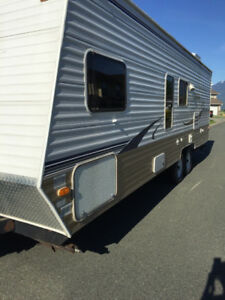 Travel Trailer. 2007 26 ft Dutchmen with bunks