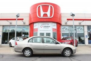 2002 Honda Civic - AS TRADED -