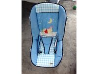 BABY BOUNCER/ROCKER RECLINING CHAIR