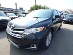 2014 Toyota Venza XLE & BACK UP CAM & LEATHER & PANO SUNROOF